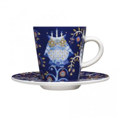 Taika, Espressokop 0,1L Blauw