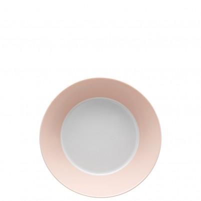 Tric Soft Rose Diep bord XL 21cm
