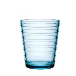 Aino Aalto,Glas 22cl,lichtblauw