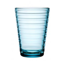 Aino Aalto,Glas 33cl,lichtblauw