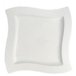 Newwave, Dinerbord 27cm,wit