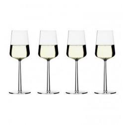 Essence, Champagneglas 21cl Set van 4