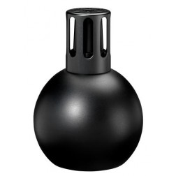 Lampe Bingo Noire h.12cm 280ml
