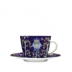 Taika, Koffiekop 0,2L Blauw