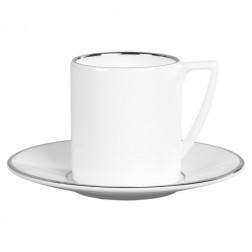 Espressoschotel 12cm, Jasper Conran Platinum