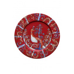 Taika, Plat bord 22cm rood