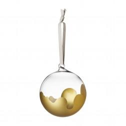 iittala Aalto kerstbal helder/goud 80mm