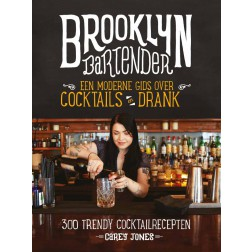 Boek 'Brooklyn Bartender' - Carey Jones