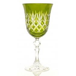 Ewa Wijnglas 0,22L Green Olive