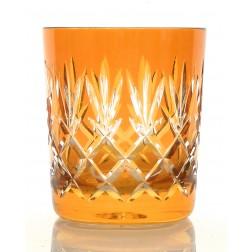 Ewa Whiskyglas 0,28L Amber Gold