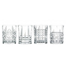 Highland Mixed set 4x whiskyglas