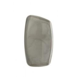 Junto Pearl Grey Rechth. serveerschotel 36x21 cm