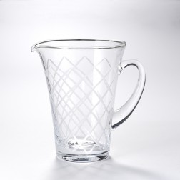 Cipriani Jug 1,8L Cross Clear