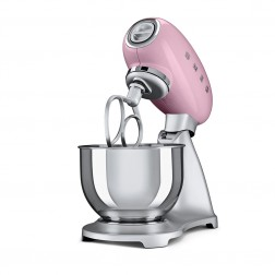 Keukenmachine, Smeg Roze