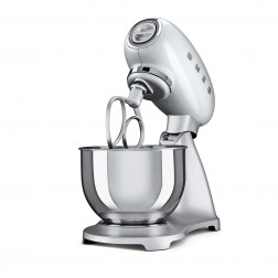 Keukenmachine, Smeg Zilver