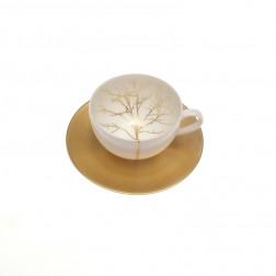 Golden Forest Classic Espressokop Rond 0,11L