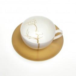 Golden Forest Classic Koffie/Theekop Rond 0,25L