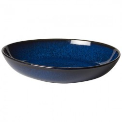 Lave Bleu, diep bord/schaal 22cm