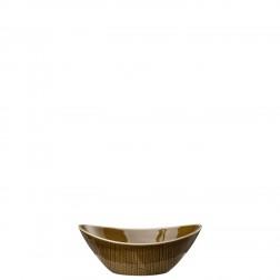 Mesh Walnut Ovale schaal diep 15cm