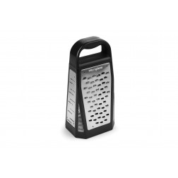 Elite Box Grater, 6 raspen in 1, vaatwasmachinebestendig