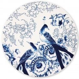 Peacock Symphony, Onderbord/serveerschaal 30,5cm