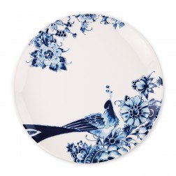 Peacock Symphony, Plat bord coupe 26cm