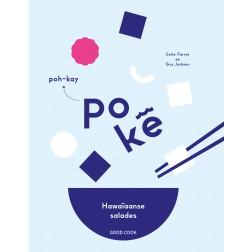 Boek 'Poké Hawaiaanse salades' - Celia Farrar & Guy Jackson