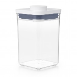 Voorraadbus Pop Container 2.0, 1,0L vierkant Small