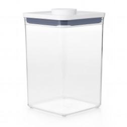 Voorraadbus Pop Container 2.0, 4,2L vierkant large