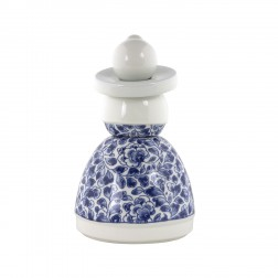 Royal Delft Proud Mary Nr.4 Flower Pattern
