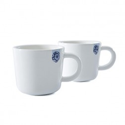 Touch of Blue Mug S 0,09L, set van 2