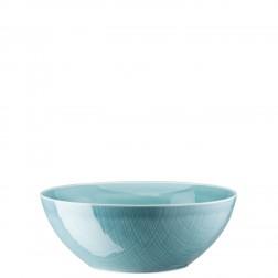 Mesh, Saladeschaal 24cm Aqua