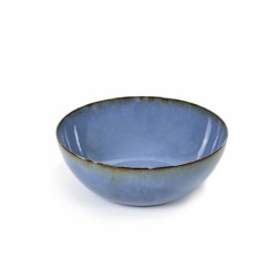 Salad Bowl D27 H8,8 Cm Smokey Blue