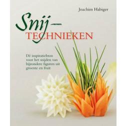 Boek 'Snijtechnieken' - Joachim Habiger