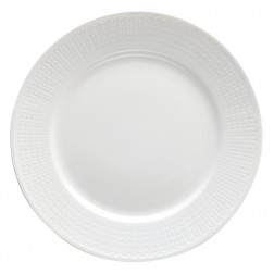 Swedish Grace Plat bord 27cm snow