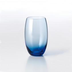 Solid Color Drinkglas 0,40L Azure