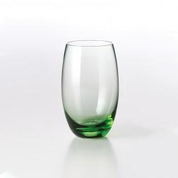 Solid Color Drinkglas 0,40L Green