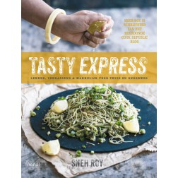 Boek 'Tasty Express' - Sneh Roy