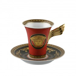 Medusa, koffiekop & schotel 0,18L Ikarus