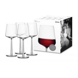 Essence, Rode wijnglas set van 4