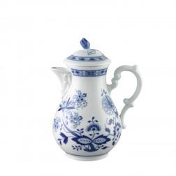 Blau Zwiebelmuster, koffiepot 1,4L
