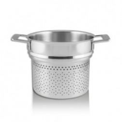 Silver 7,pasta-inzet 24cm