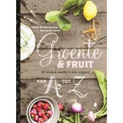 Kook-/receptenboek Groente & fruit van A tot Z