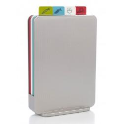 Index Compact snijplankenset, Silver
