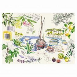 Provence 4x Placemat 38x54cm