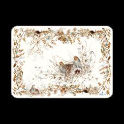 Sologne Dienblad acryl 37x28,3cm
